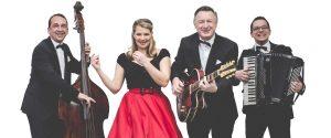 Conny und die Sonntagsfahrer - Eine musikalische Reise in die 50er Jahre @ Parkdeck