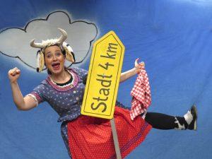 Sternschnuppe Familien-Musical - Die Kuh, die wollt ins Kino gehen @ Kolpingbühne
