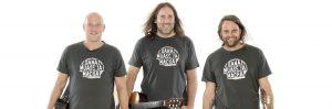 3 Männer nur mit Gitarre  - Oana muass ja macha @ Kolpingbühne