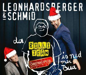 Stefan Leonhardsberger & Martin Schmid - Billi Jean Weihnachtsspecial @ Augustanasaal